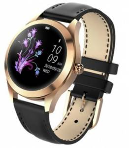 Zegarek DAMSKI smartwatch do XIAOMI HUAWEI IPHONE